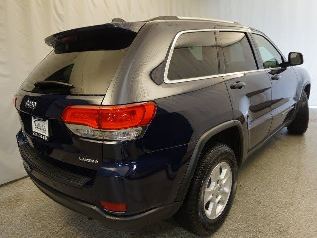 2017 Jeep Grand Cherokee Laredo Kalamazoo Mi Battle