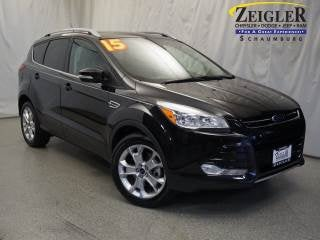 2015 Ford Escape Titanium Kalamazoo Mi Battle Creek