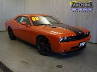 2008 Dodge Challenger Srt8 Kalamazoo Mi Battle Creek Grand Rapids