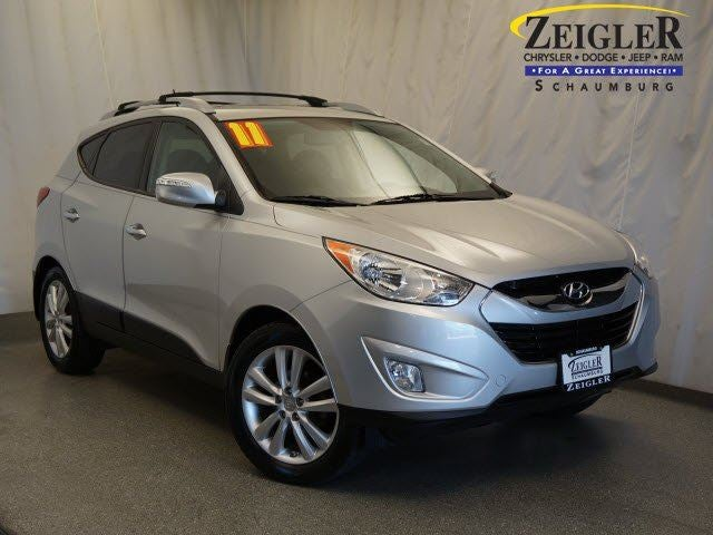 2011 Hyundai Tucson Limited Kalamazoo Mi Battle Creek