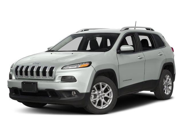 Used White Jeep Grand Cherokee For Sale Edmunds >> 2017 Jeep Cherokee Latitude Kalamazoo MI | Battle Creek ...