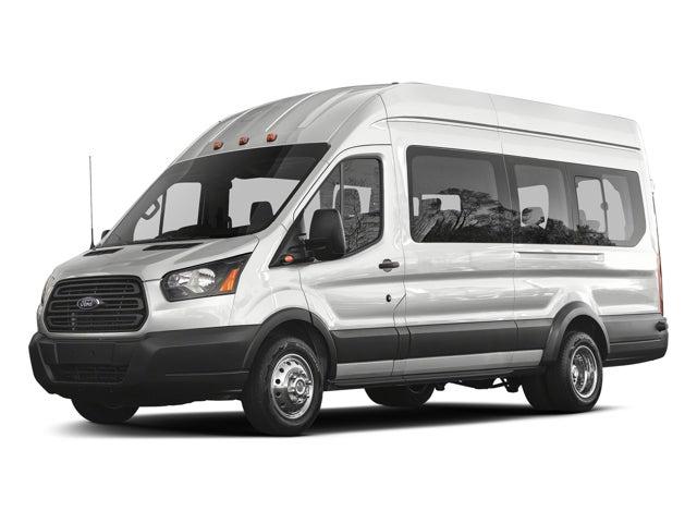 2018 Ford Transit-350 XLT Low Roof 15 Passenger Van