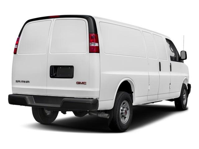 50f2c40828d388 2017 GMC Savana 3500 Work Van Extended Cargo Van 6.0Liter V8 in Kalamazoo