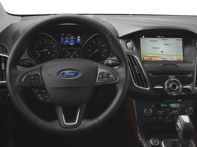 2017 Ford Focus Titanium In Kalamazoo, MI   Zeigler Ford Of Plainwell