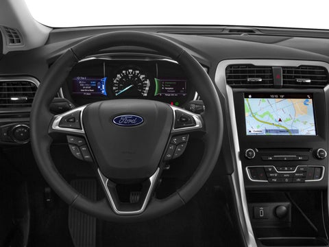 2017 Ford Fusion Energi SE Luxury Kalamazoo MI | Battle
