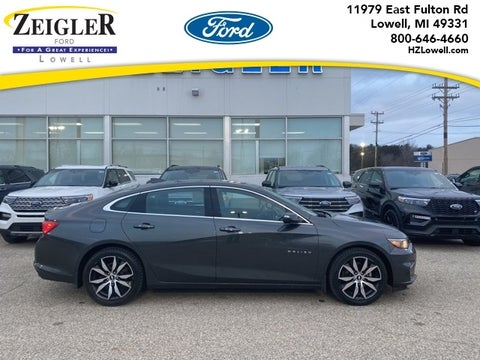 Used Chevrolet Malibu North Riverside Il